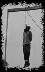 Rustin Parr Hanged to death